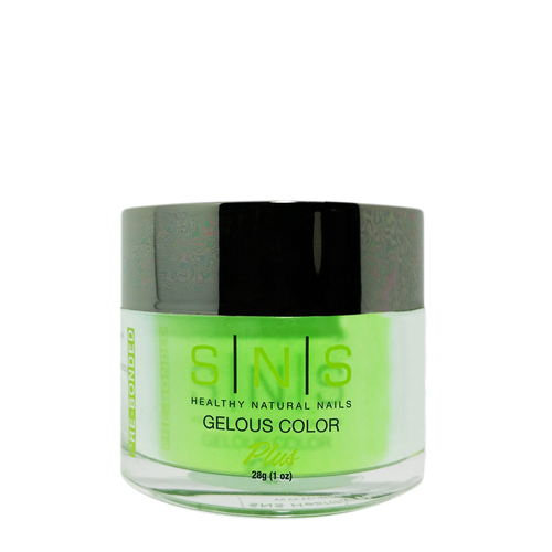 SNS Gelous Dipping Powder, 372, Hawaiian Dream Collection 2017, 1oz KK0724