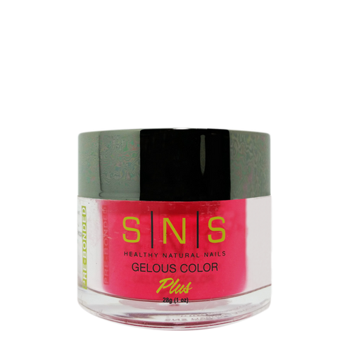 SNS Gelous Dipping Powder, 375, Hawaiian Dream Collection 2017, 1oz KK0724