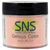 SNS Gelous Dipping Powder, 039, Chihuahua Bite, 1oz BB KK0724