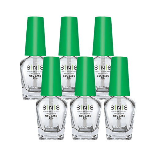 SNS Gel Base, BOX, 6pcs/box, 0.5oz OK0410VD