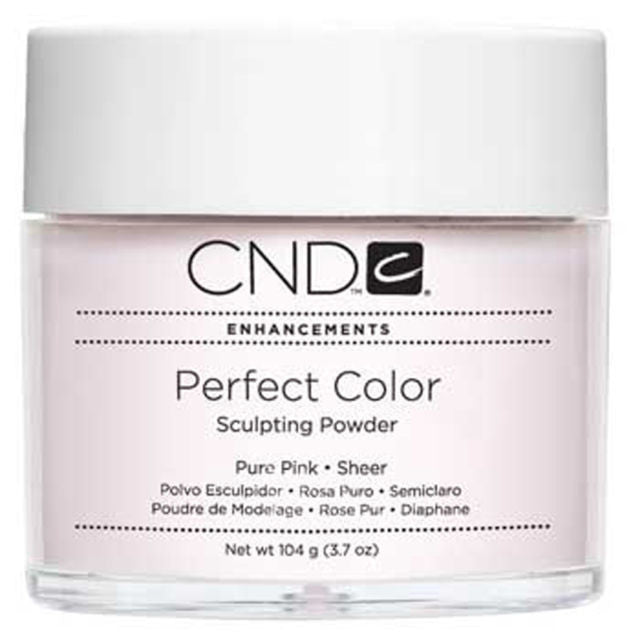 CND Perfect Color Sculpting Powders, 03062, Pure Pink (Sheer), 3.7oz KK1217