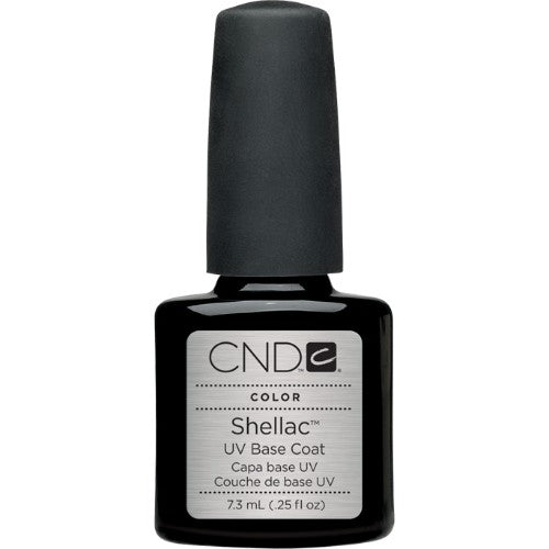CND Shellac Gel Polish, 40400, UV Base Coat, 0.25oz KK0924