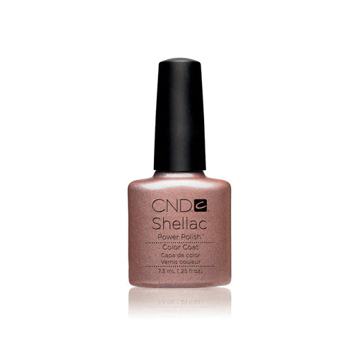 CND Shellac Gel Polish, 40503, Iced Cappuchino, 0.25oz KK0824