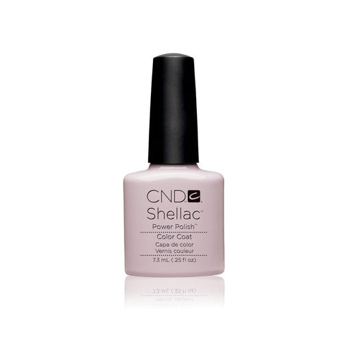 CND Shellac Gel Polish, 40504, Romantique, 0.25oz KK1206