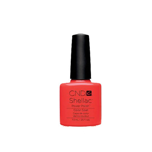 CND Shellac Gel Polish, 40505, Tropix, 0.25oz KK1015