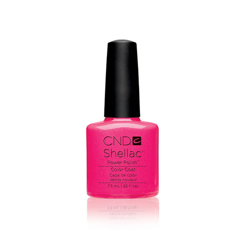 CND Shellac Gel Polish, 40506, Tutti Frutti, 0.25oz KK0824