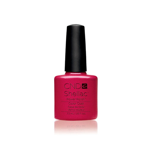 CND Shellac Gel Polish, 40508, Wildfire, 0.25oz KK1206