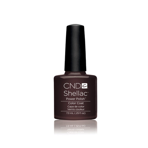 CND Shellac Gel Polish, 40510, Fedora, 0.25oz KK0824