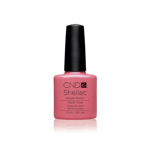 CND Shellac Gel Polish, 40511, Rose Bud, 0.25oz KK0824