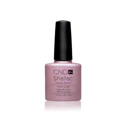 CND Shellac Gel Polish, 40512, Strawberry Smoothies, 0.25oz KK0824