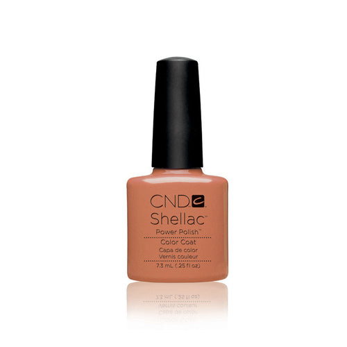 CND Shellac Gel Polish, 40514, Cocoa, 0.25oz KK0824