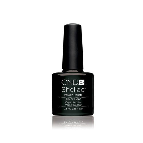 CND Shellac Gel Polish, 40518, Black Pool, 0.25oz KK0824