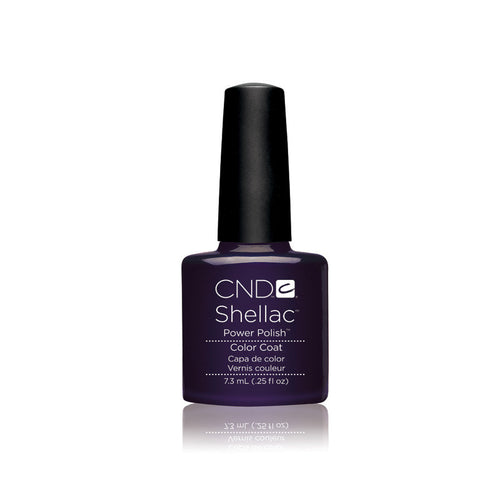 CND Shellac Gel Polish, 40524, Rock Royalty, 0.25oz KK0824