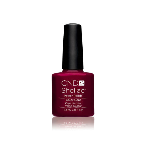 CND Shellac Gel Polish, 40525, Decadence, 0.25oz KK0824