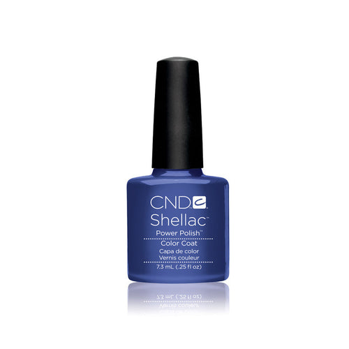 CND Shellac Gel Polish, 40530, Purple purple, 0.25oz KK0824
