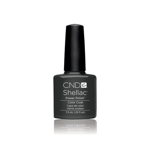 CND Shellac Gel Polish, 40531, Asphalt, 0.25oz KK0824