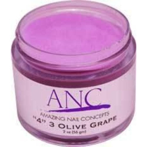 ANC Dipping Powder, 2OP004, Olive Grape, 2oz, 74571 KK