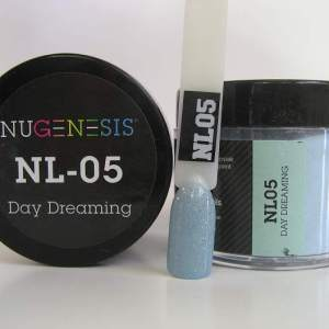 Nugenesis Dipping Powder, NL 005, Day Dreaming, 2oz KK1003