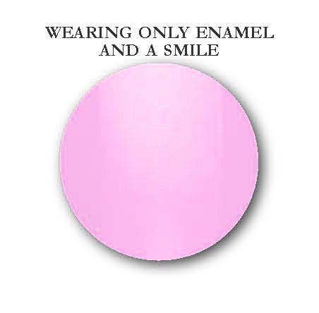 Entity One Color Couture Gel Polish, 101508, Wearing Only Enamel And A Smile, 0.5oz
