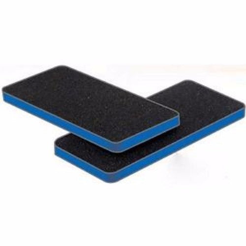 Cre8tion Disposable Foot Files, 80/100 Blue, 28009