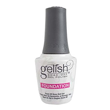 Gelish Gel, 01245, Foundation Base Gel (NEW BOTTLE) BB