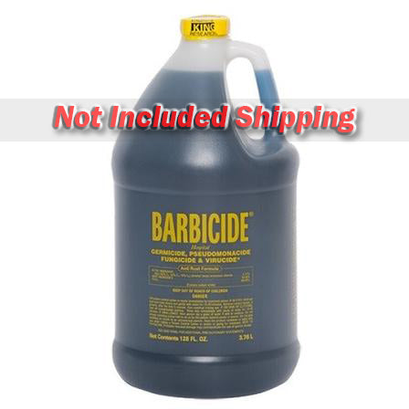 Barbicide Disinfectant, 1 GAL (128oz)