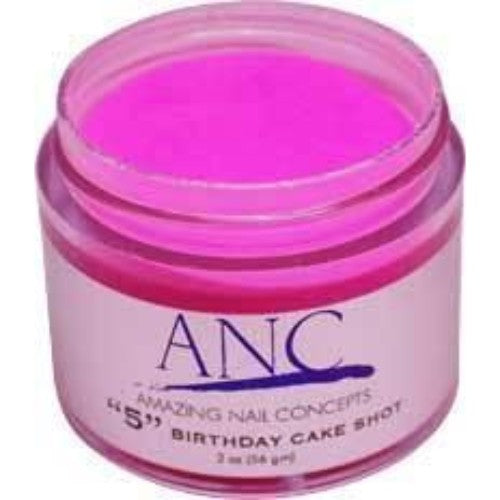 ANC Dipping Powder, 2OP005, Birthday Cake Shot, 2oz, 74572 KK