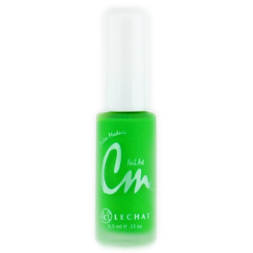 CM Nail Art, Basic, NA05, Hot Green, 0.33oz