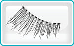 Ardell Eyelashes, Accent Lash, 301, 61301 KK BB