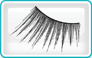 Ardell Eyelashes, Accent Lash, 305, 61305 KK BB