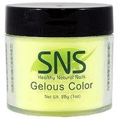 SNS Gelous Dipping Powder, 062, Cheesecake Lacquery, 1oz BB KK