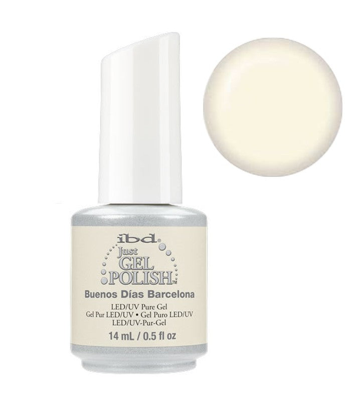 IBD Just Gel Polish, 66578, Destination Colour Collection, Buenos Dias Barcelona, 0.5oz KK