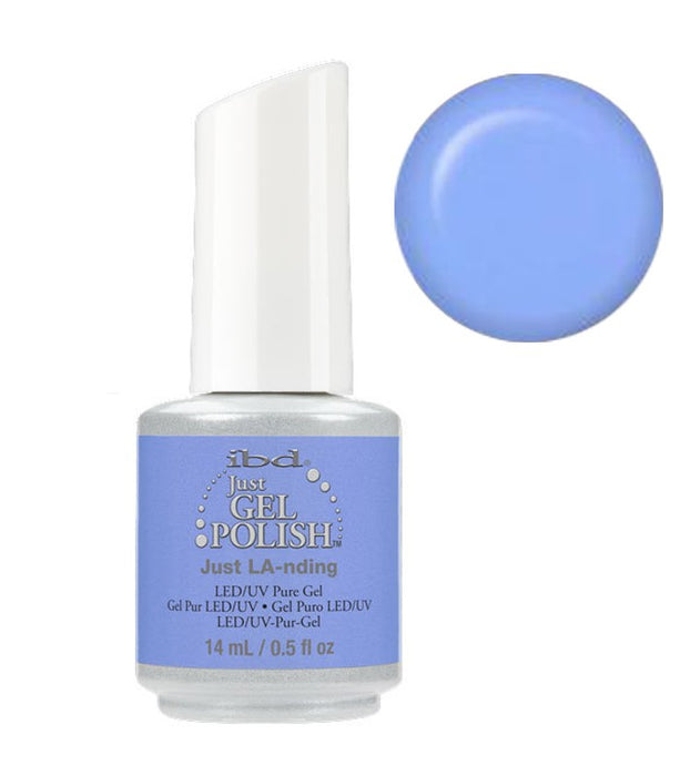 IBD Just Gel Polish, 66583, Destination Colour Collection, Just LA-nding, 0.5oz KK