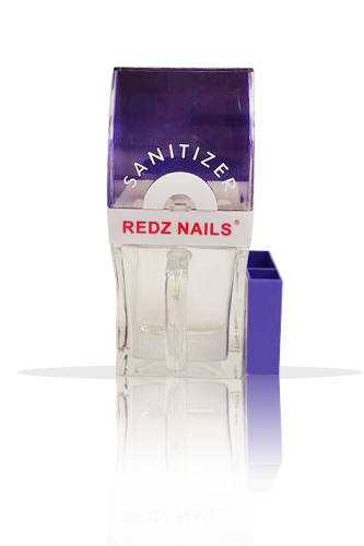 REDZ NAILS Sanitizer, Purple KK