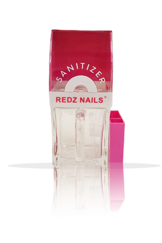 REDZ NAILS Sanitizer, Pink KK