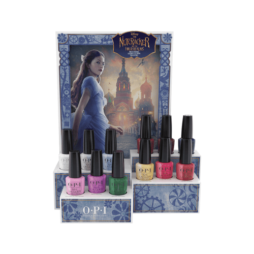 OPI Nail Lacquer 1, Nutcracker Winter 2018 Colection, Full line of 15 colors (from NL K01 to NL K15) KK1001