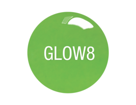 SNS Gelous Dipping Powder, GW08, Glow In The Dark Collection, 1oz KK0724