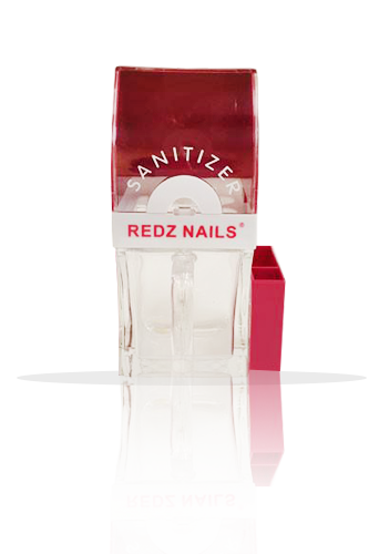 REDZ NAILS Sanitizer, Red KK