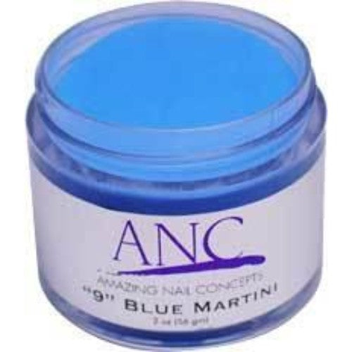 ANC Dipping Powder, 2OP009, Blue Martin, 2oz, 74576 KK