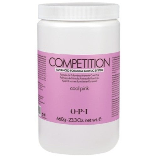 OPI Competition Powder, Cool Pink, 23.3oz OK1129