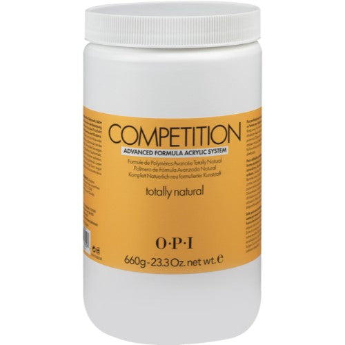 OPI Competition Powder, Totally Natural, 23.3oz