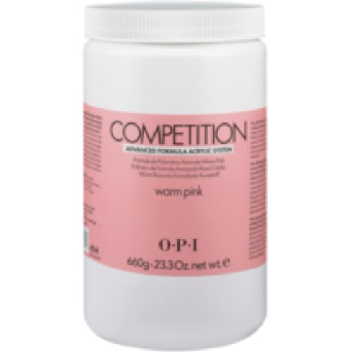 OPI Competition Powder, Warm Pink, 23.3oz