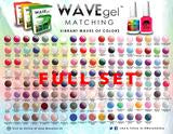 Wave Gel Gel Polish + Nail Lacquer, 0.5oz, Full line of 160 colors (From 050 to 210) KK1113