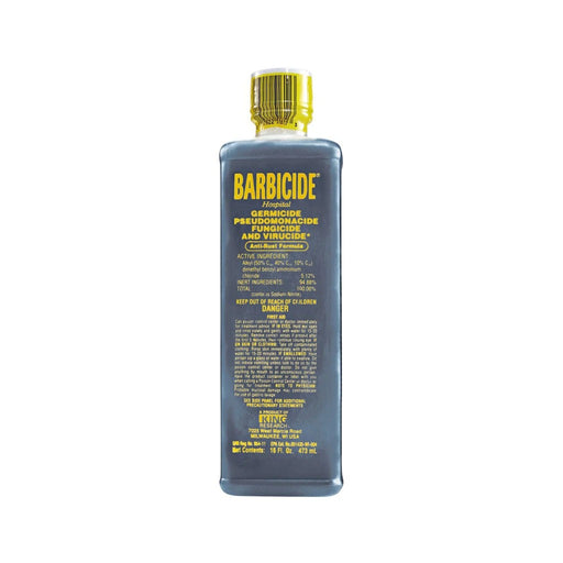 Barbicide Disinfectant, 16oz (Pints) OK0428LK