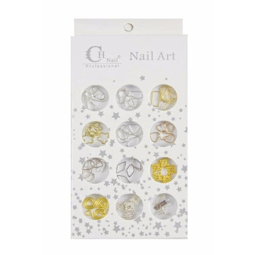 CH Nail Rhinestones Collection, 10, 11069