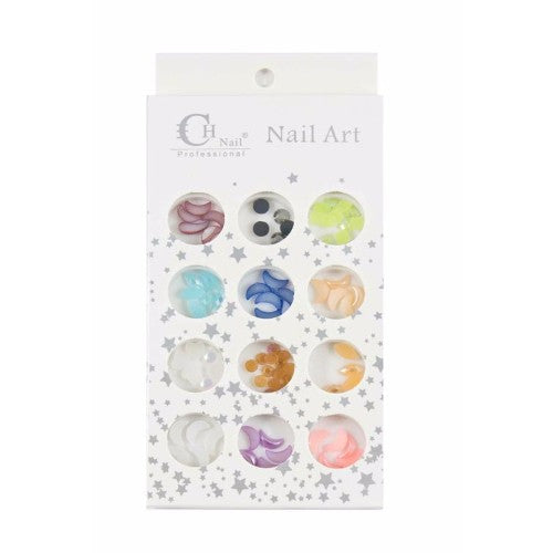 CH Nail Rhinestones Collection, 14, 11069