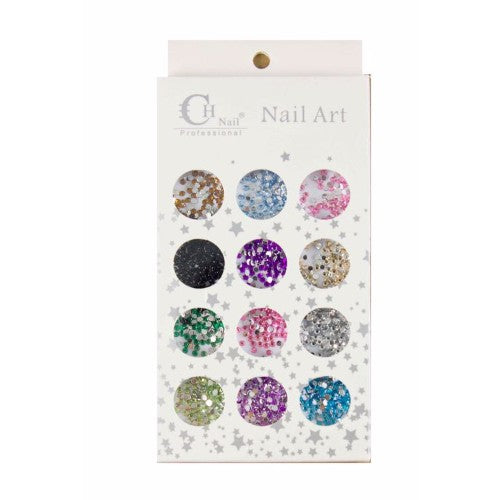 CH Nail Rhinestones Collection, 20, 11069