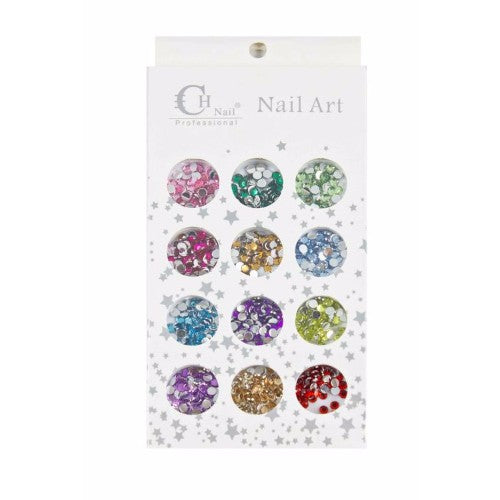CH Nail Rhinestones Collection, 21, 98671