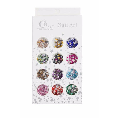 CH Nail Rhinestones Collection, 25, 98675