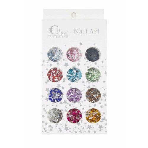 CH Nail Rhinestones Collection, 23, 11069
